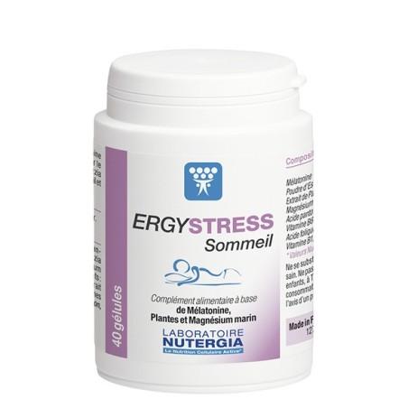 ERGYSTRESS SOMMEIL - 40 GELULES