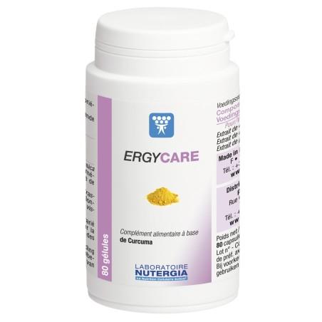 ERGYCARE - 60 GELULES