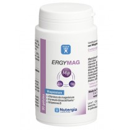 ERGYMAG - 90 GELULES