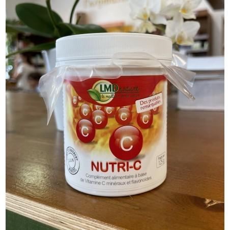 VITAMINE C -  NUTRI-C - POUDRE 125 G